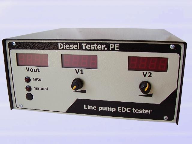 Diesel-Tester-PE-nn-bosch-service-diuza-denso-delphi